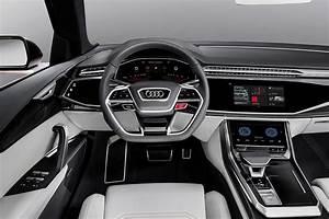 Audi Q8 Interieur : bediensysteme und cockpittrends der zukunft ber hr 39 mich ~ Medecine-chirurgie-esthetiques.com Avis de Voitures