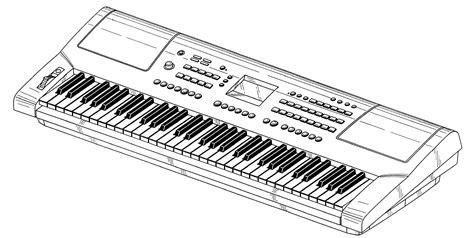 patent usd electronic keyboard instrument google