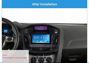 173 98mm Double Din Car Radio Fascia For 2011 2012 2013