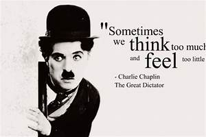 Charlie Chaplin Speech - The Great Dictator — Steemit