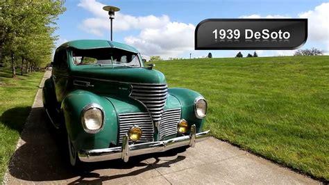 desoto  sale portland oregon classic cars youtube