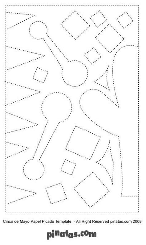 papel picado  printable papel picado