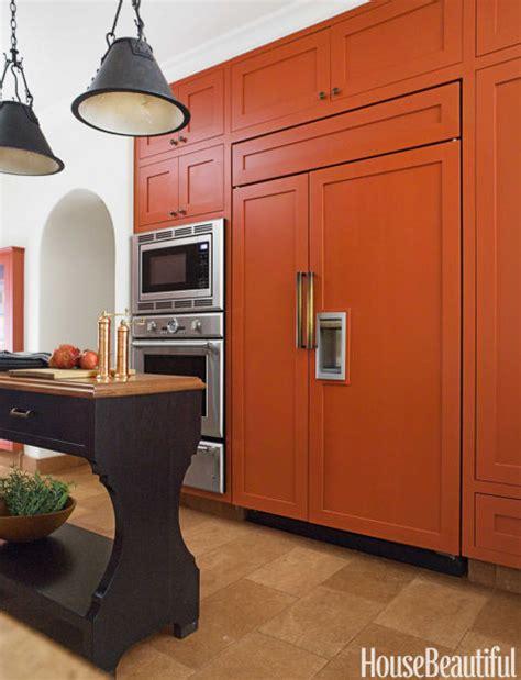 orange kitchen cabinet burnt orange kitchen burnt orange decor 1215