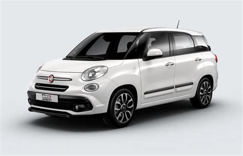 Fiat Wagon by Fiat 500l Wagon 2019 Couleurs Colors