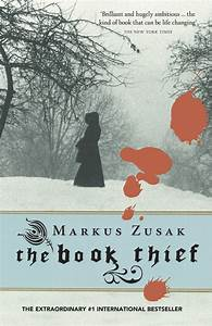 What We Think Ofu2026 The Book Thief U2019 Deliciously Fictitious