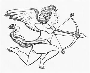 Daily Sketch - Cupid by Pixel-Slinger on DeviantArt