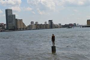 Where To Find Antony Gormley Sculptures In London | Londonist