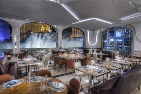 cuisine lago now open bellagio debuts lago by julian serrano front and center on the fountains in las