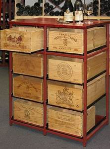 Casier A Bouteille Metallique : casiers bouteille casier vin rangement du vin am nagement cave casier m tallique stockage vin ~ Melissatoandfro.com Idées de Décoration