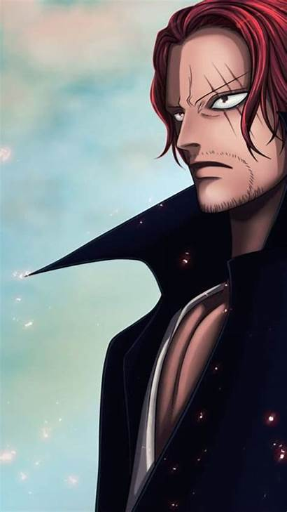 Shanks Piece Anime Shank Wallpapers Android Portrait