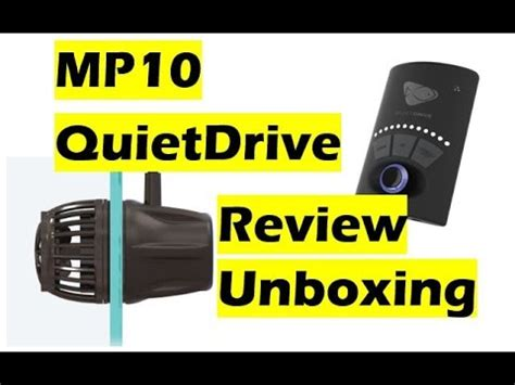 Vortech Mp10 Quietdrive Review And Unboxing (mp10wqd) New