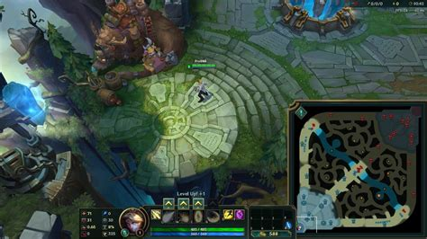 How To Increase Minimap Size In League Of Legends Youtube