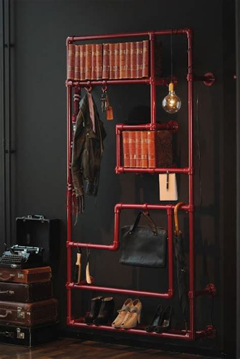 industrial eye candy  pipes home decor ideas digsdigs