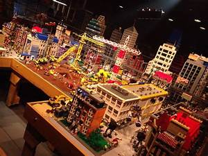 The Lego Movie set is at Legoland, CA right now!   Lego ...