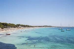 Ibiza beaches: Las Salinas White Ibiza