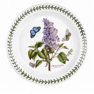 plate d 20 cm botanic garden With katzennetz balkon mit portmeirion botanic garden geschirr