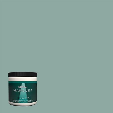 behr marquee 8 oz s430 4 green meets blue one coat hide