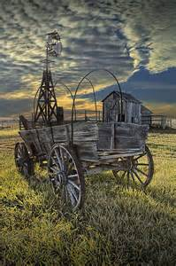 Covered Wagon South Dakota