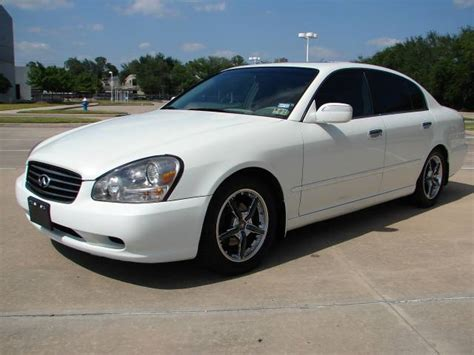 Used 2002 Infiniti Q45 For Sale   5613 STAR LN HOUSTON, TX