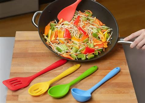 utensils cooking silicone kitchen utensil rated tools choose