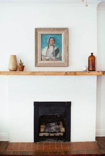 simple fireplace ideas  pinterest kitchen