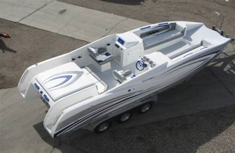Used Domn8er Deck Boats For Sale by Best Catamaran Deck Boat For Sale Mi Je