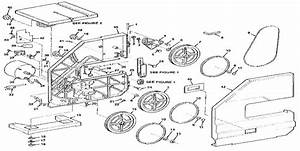 Craftsman 113244500 Band Saw Parts