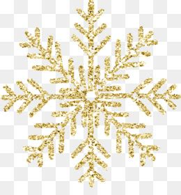 Transparent Background Gold Snowflake Png by Gold Snowflake No Background Png Free Gold Snowflake No