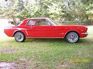 60's or 70's Ford Mustang Photo Picture