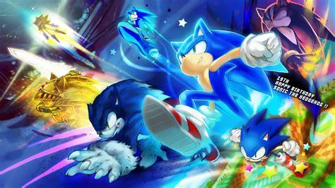 42 Wallpaper De Sonic The Hedgehog [fondos De Pantalla