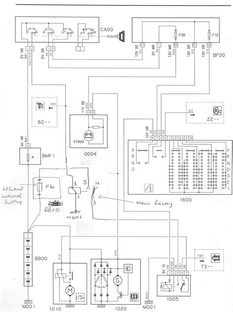 citroen xm forum view topic adding a starter relay to