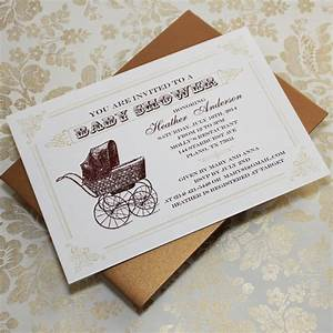 vintage baby shower invitations template best template With vintage baby shower invitation templates free