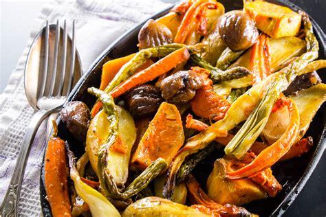 cuisiner des chataignes au four légumes d 39 hiver rôtis au sirop d 39 érable