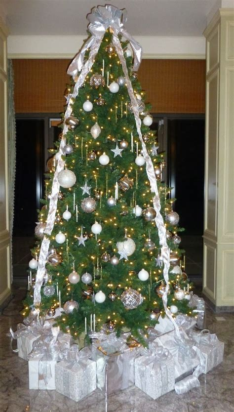 christmas tree decorations ideas  bows decoration
