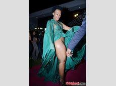 More Photos South African socialite Zodwa Wabantu goes