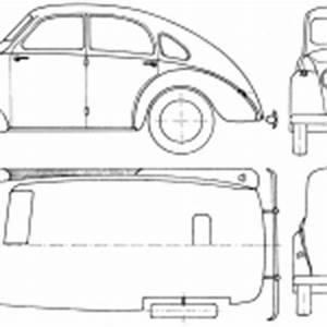 classic car Blueprints - Download free blueprint for 3D
