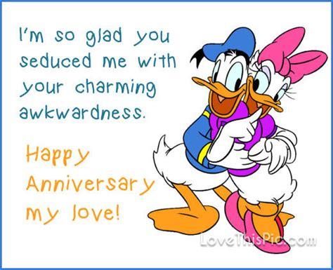 im  glad  seduced  happy anniversary pictures