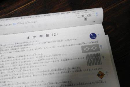 仮 免 学科 試験 問題