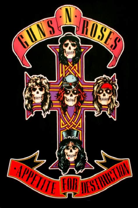 Guns N Roses Wallpaper Android WallpaperSafari