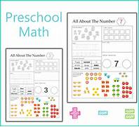 Preschool Math All About Numbers One Beautiful Home Kindergarten Math Addition Worksheets In Addition Kindergarten Math Math Worksheets Printables Kindergarten Also Also Free Download Math Worksheets For Prek Pichaglobal