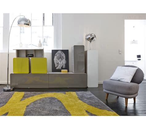 chambre theme york deco cuisine gris et jaune
