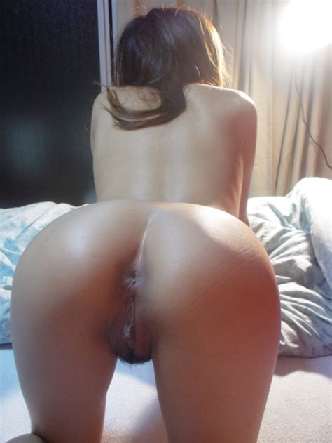Bending Over X Post From Rasshole Hairy Pussy