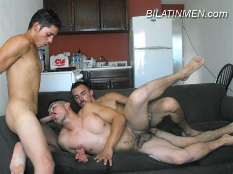 Latino Men Fuck Sex Photo