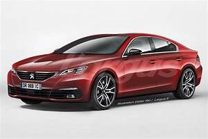 508 Peugeot 2018 : scoop peugeot 508 2 2018 toutes les infos sur la nouvelle 508 peugeot auto evasion ~ Gottalentnigeria.com Avis de Voitures