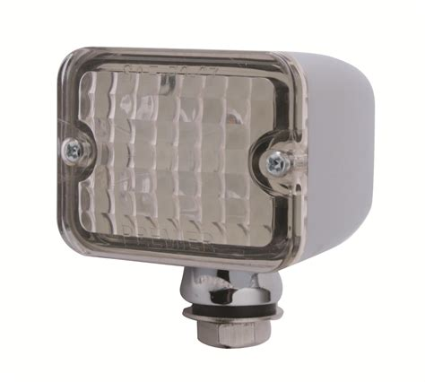 United Pacific Lights by United Pacific Marker L Rod Light Led Clear Lens