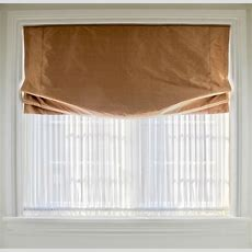 How To Wash Roman Blinds?