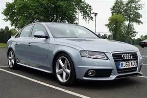 1 Owner 2008 58 Audi A4 B8 143 S Line Tdi Diesel Fsh Alloys Leather Monza Silver Part Exchange
