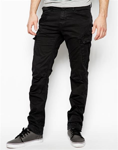 slim fit cargo g cargo trousers rovic slim fit stretch micro