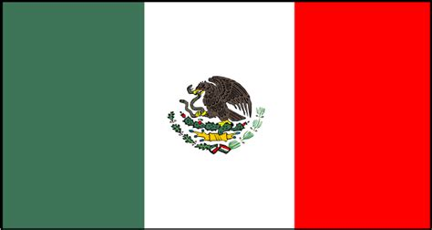 History of the Mexican Flag