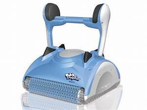 Robot Piscine Electrique : robot piscine dolphin nauty avec chariot achat vente ~ Melissatoandfro.com Idées de Décoration